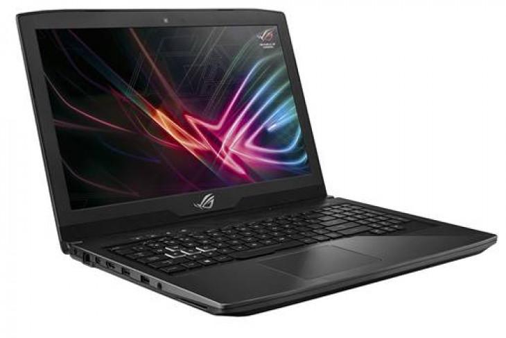 Asus luncurkan laptop gaming 15 inci pertama dengan layar 144Hz