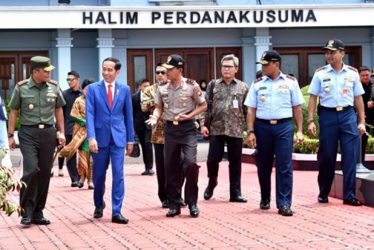 Presiden Jokowi hadiri Haul Guru Sekumpul di Martapura