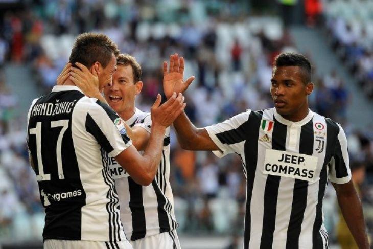 Milan hadapi Juventus di final Piala Italia