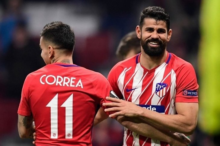 Atletico menang mudah atas Levante