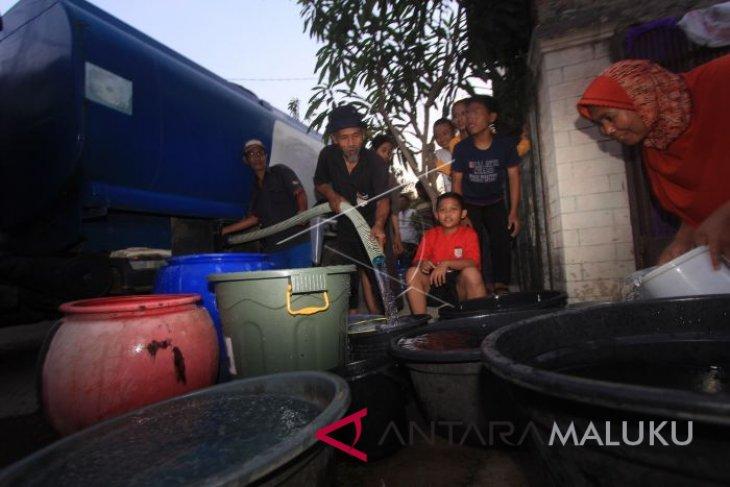 Krisis air bersih pulau Ai disikapi DPRD