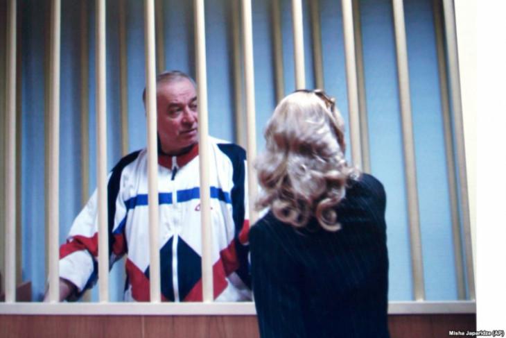 Mengenal Novichok, gas saraf yang racuni eks agen ganda Rusia