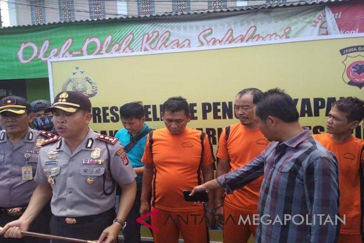 Oknum wartawan peras pedagang diciduk