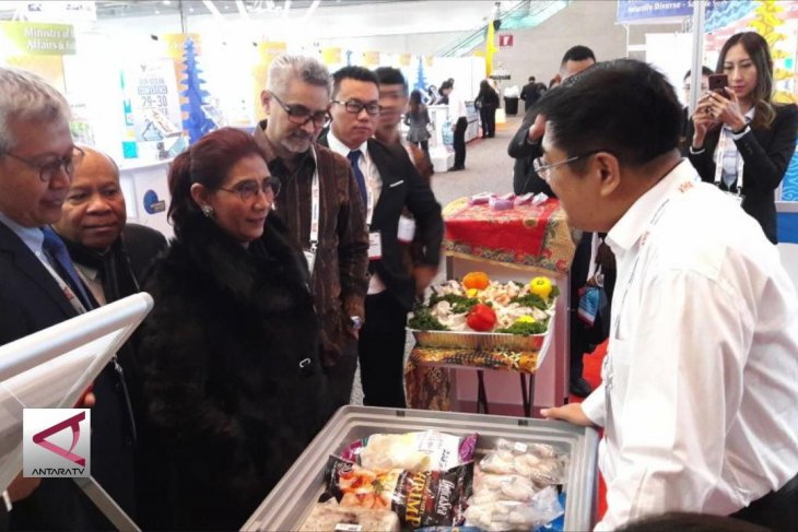Indonesia berpameran seafood di AS