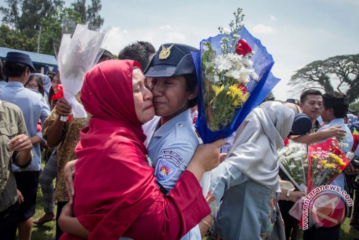 Pelantikan Bintara TNI AU Adi Soemarmo