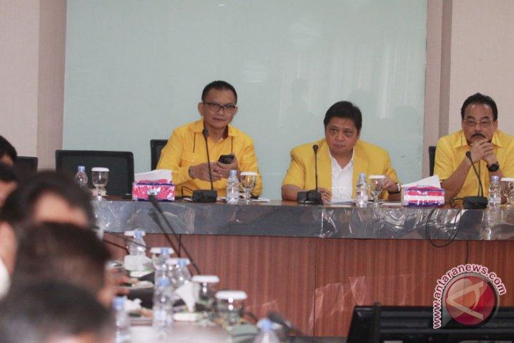 Rakor DPP Partai Golkar