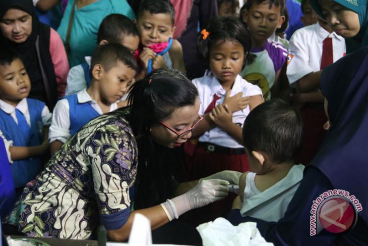 Vaksinasi difteri susulan