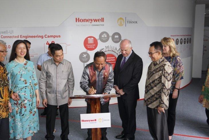 FTUI-Honeywell kerja sama terapkan konsep gedung terintegrasi