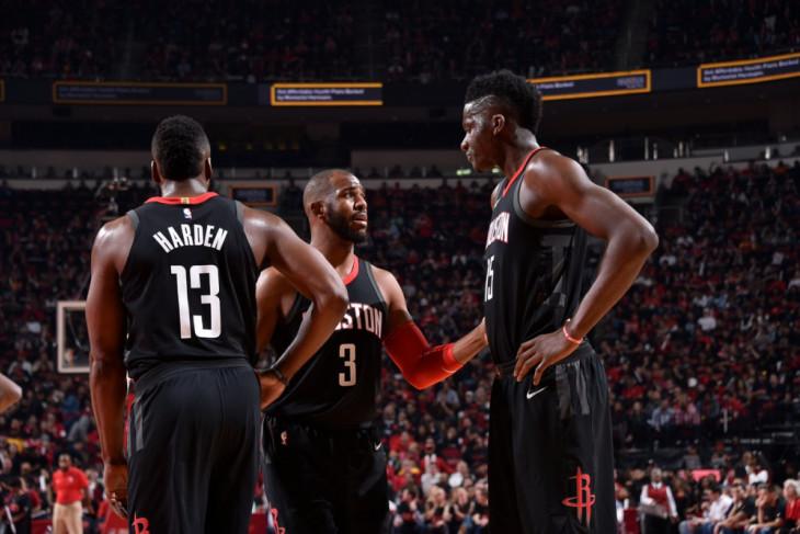 44 poin Harden antar Rockets atasi Timberwolves