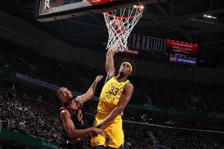 Pacers kalahkan Cavaliers, rekor LeBron James terhenti