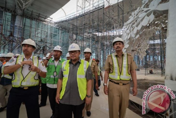 Bandara Internasional Jawa Barat akan layani lima rute mudik