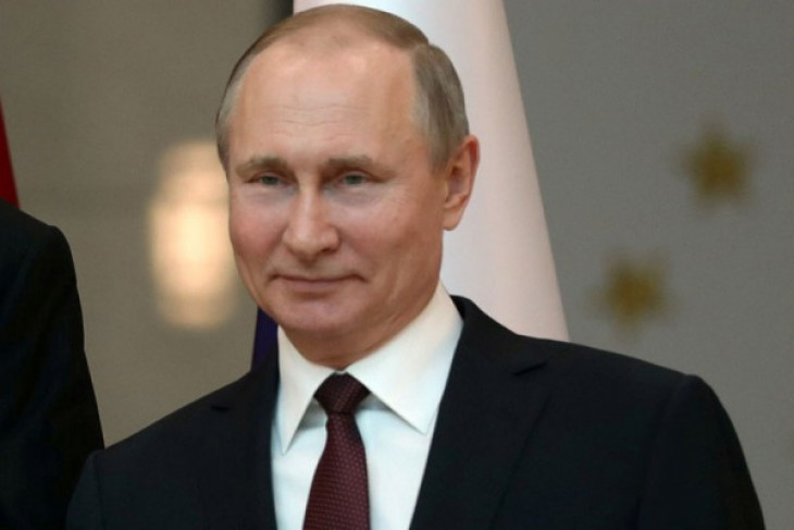 Putin berterima kasih pada FIFA karena pisahkan politik dari olahraga