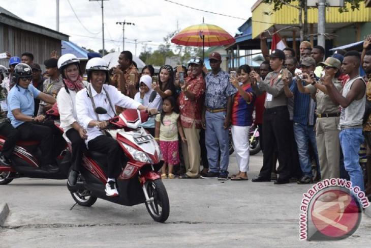 Kunjungan Presiden bukti perhatian khusus bagi Papua