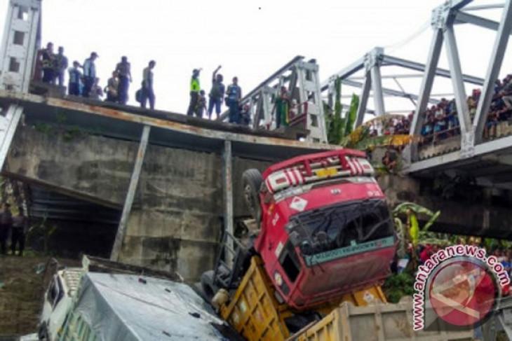 Jembatan Widang ambruk, Pemprov segera koordinasi antisipasi Lebaran