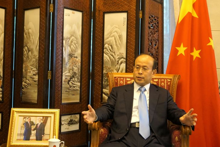Dubes China : investor asing perlu perlindungan dan kepastian berusaha