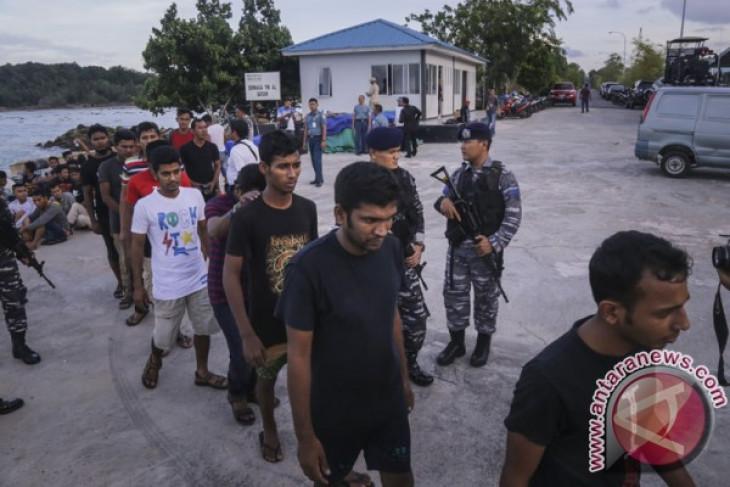 Tahanan TKI ilegal di Malaysia mencapai 6.315 orang