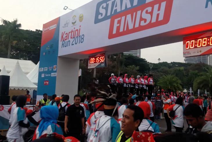Pameran otomotif, properti dan lomba lari di Jakarta hari ini