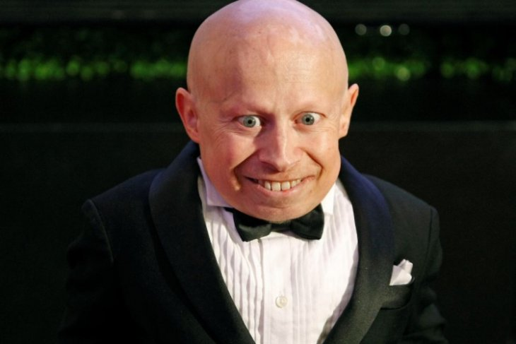 Pemeran  Mini-Me di Austin Powers, Verne Troyer tutup usia