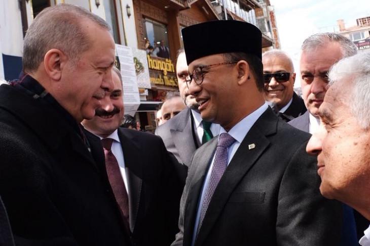 Terpopuler kemarin, Anies jumpa Erdogan hingga Trump tahu Rusia punya PSK tercantik dunia