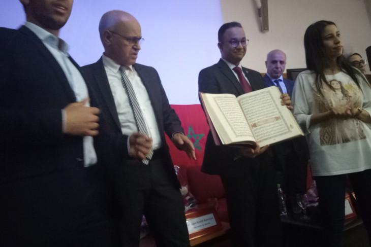 Anies dipanggil Super Gubernur di Universitas Hasan II