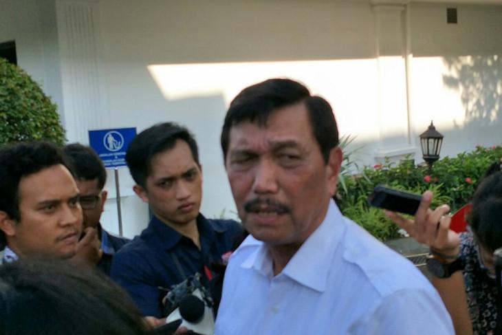 Luhut beri waktu sepekan negosiasi konflik Garuda Indonesia