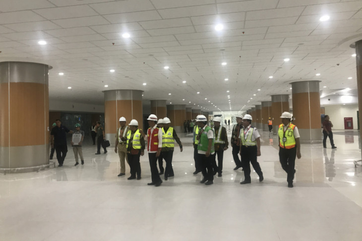Presiden: Bandara Kertajati layani pemberangkatan haji 2018