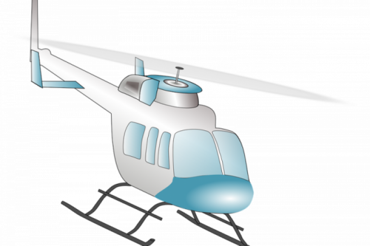 Helikopter Korea Selatan jatuh di lepas pantai pulau bersengketa