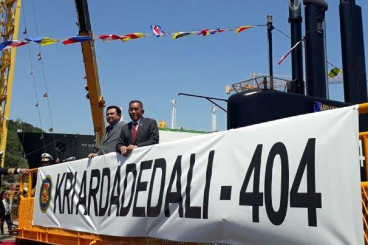 Makna nama kapal selam TNI AL  KRI Ardadedali-404
