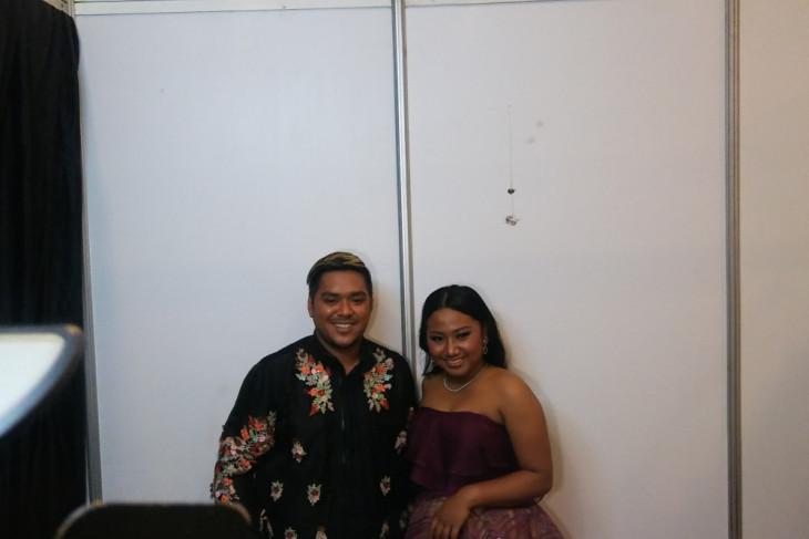 Abdul dan Maria curhat bawakan perdana lagu kemenangan