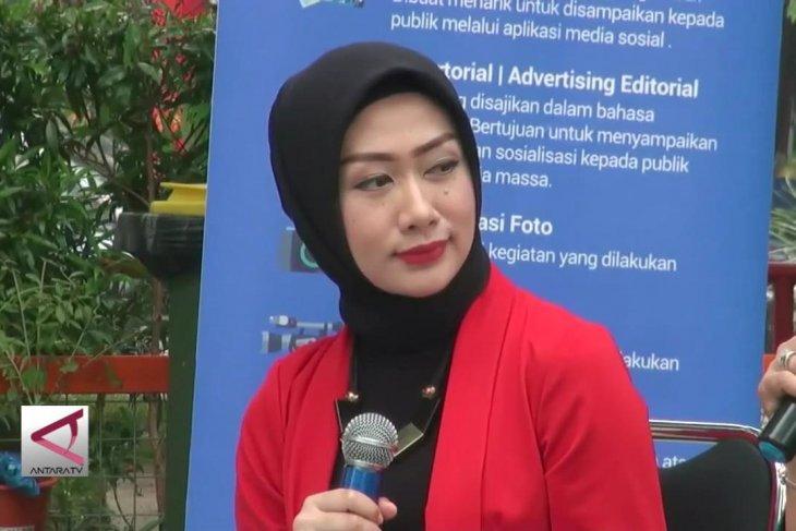 Bandung gagas program peran perempuan di dunia politik