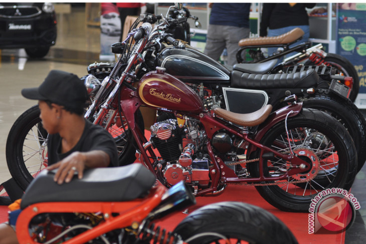 Kontes Motor Modifikasi