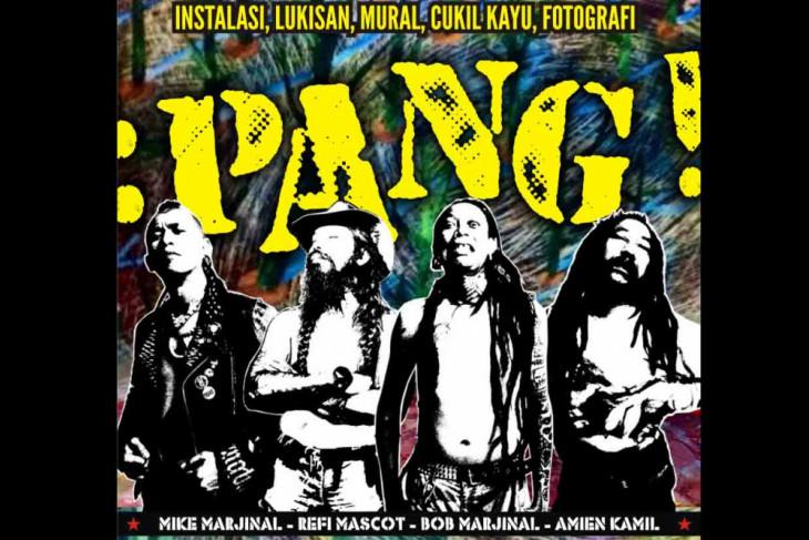 """Pameran visual """"Pang! No Border, No Class"""""""