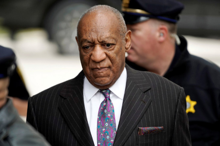 Bill Cosby dinyatakan bersalah atas kasus pelecehan seksual