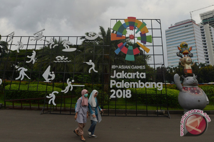 Promosi Asian Games 2018