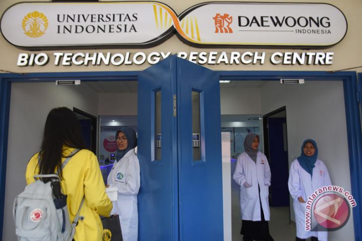 Pusat penelitian teknologi UI