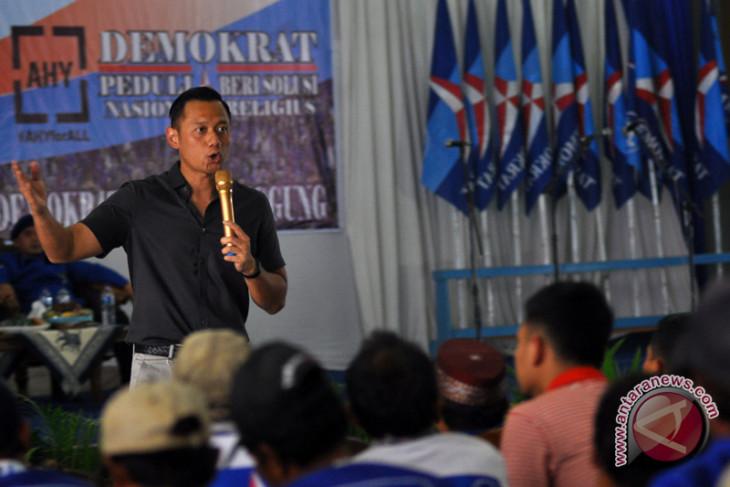 Partai Demokrat: AHY jadi calon wakil ppresiden keinginan kader