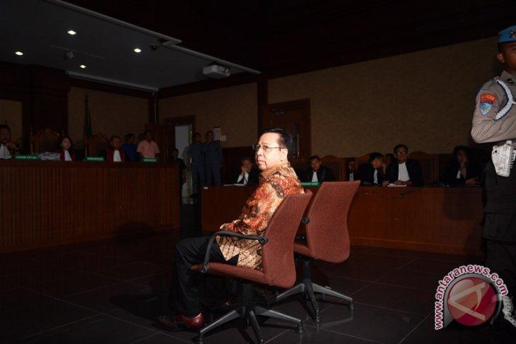 Vonis Setya Novanto 15  tahun penjara plus denda Rp500 juta