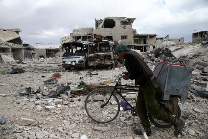 Liga Arab dorong investigasi insiden Ghouta