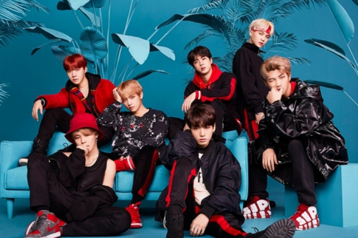 """""""Face Yourself"""" BTS duduki posisi keempat di tangga musik Jepang"""