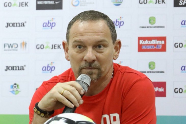 Pelatih Borneo akui pemainnya kehabisan stamina