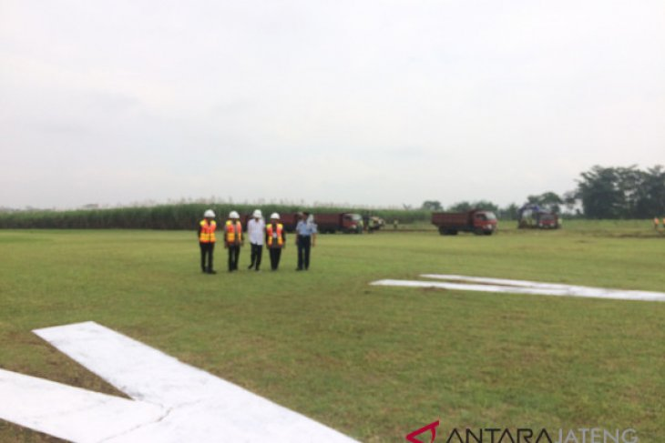 Government committed to development of small airports in Central Java