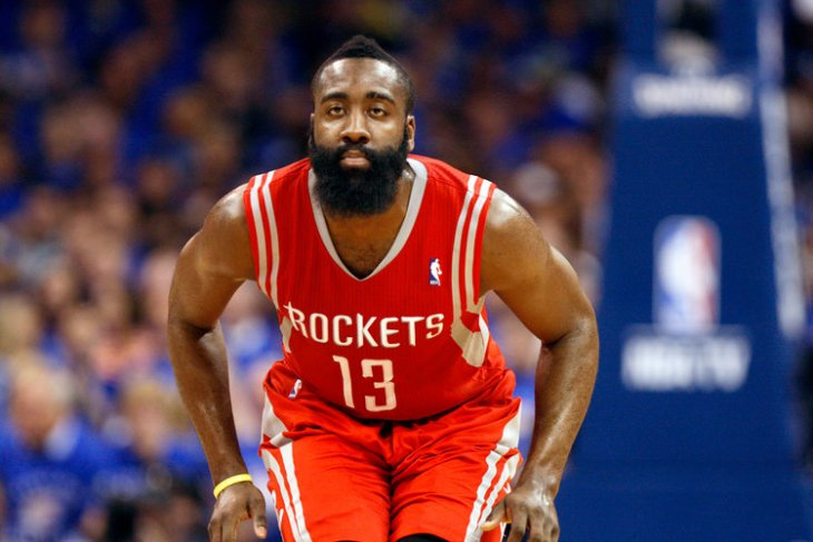 James Harden, LeBron James, Anthony Davis, calon-calon MVP NBA