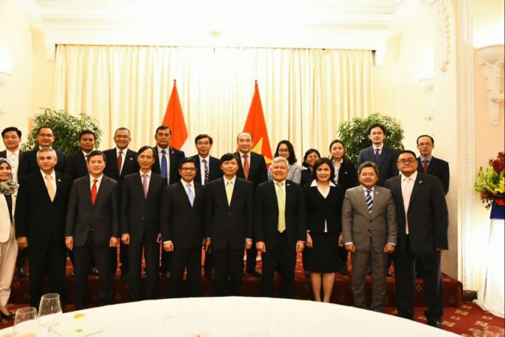 Indonesia dan Vietnam adakan pertemuan komisi bersama