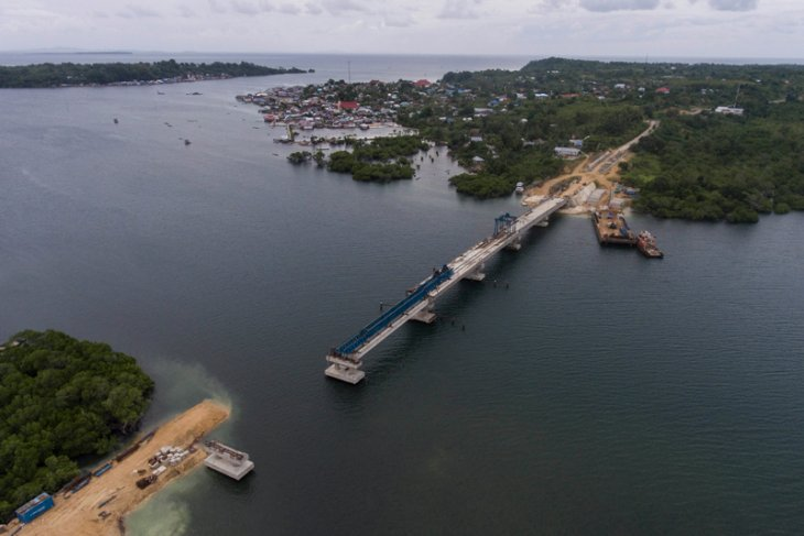 Masela LNG plant to be built in South Tanimbar