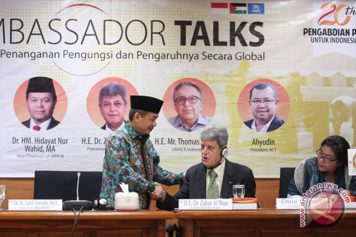 Ambassador Talks Fraksi PKS
