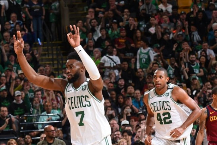 Kolektivitas Celtics kunci kemenangan gim pertama atas Cavaliers