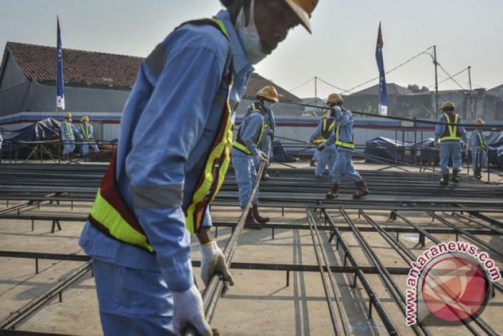 Gugatan lima perusahaan terkait pembebasan lahan kereta cepat ditolak