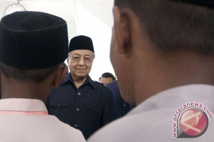 Mahathir Mohamad bertemu Anwar Ibrahim bahas kabinet