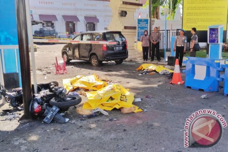 Polda Jatim beri waktu tiga hari ke keluarga untuk ambil jenazah tersangka teroris