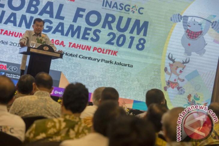250 bus pariwisata premium siap untuk Asian Games
